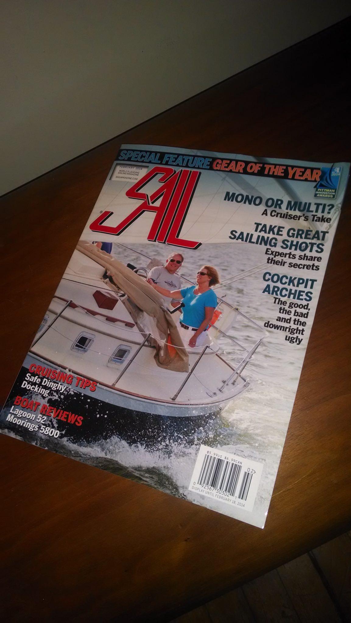 Klacko Cockpit Arch Sail Magazine